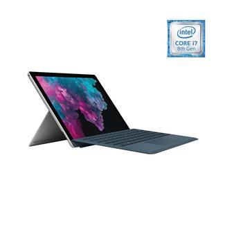 Microsoft Surface Pro 6, i7, 16 GB, 512 GB Platinum
