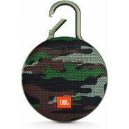 Coluna Portátil JBL Clip 3 Bluetooth Squad