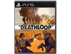 Jogo PS5 Deathloop (Shooter – M18)