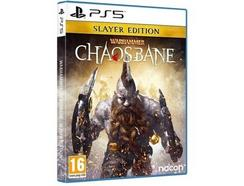 Jogo PS5 Warhammer Chaosbane (Slayer Edition)