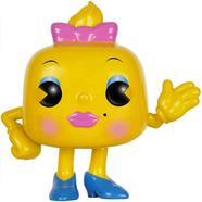 Figura Vinil FUNKO POP! Pac-Man: Ms. Pac-Man