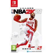 NBA 2K21 – Nintendo Switch