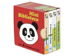 Livro Canal Panda – Mini Biblioteca de vários autores
