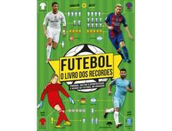 Livro Futebol – O Livro dos Recordes de Kevin Pettman