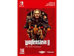 Jogo Nintendo Switch Wolfenstein II: The New Colossus (Formato Digital)