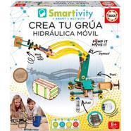 Smartivity: Cria a Tua Grua Hidráulica