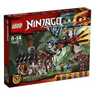 LEGO Ninjago 70627 A Forja do Dragão