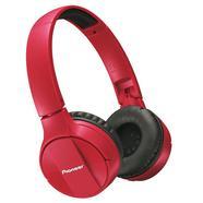 Auscultadores Pionner SE-MJ553BT com  Bluetooth – Vermelho
