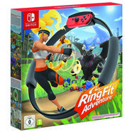 Jogo Nintendo Switch Ring Fit Adventure