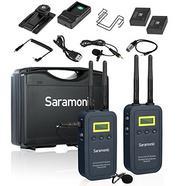 Kit Microfones SARAMONIC VmicLink5 HiFi RX5+TX5