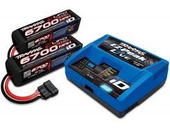 Pack Carregador + 2 Baterias TRAXXAS EZ-Peak Live