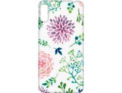 Capa SamsungGalaxy S10+ KOVERMANIA flower17 Multicor