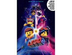 DVD Lego 2: O Filme (De: Mike Mitchell – 2019)