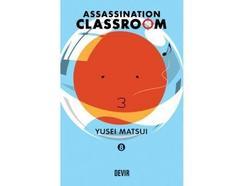 Manga Assassination Classroom 08 de Yusei Matsui