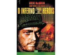 DVD O Inferno é para os Heróis