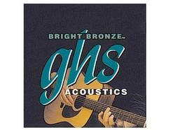 Jogo de Cordas Guitarra Acústica GHS BB-10U (Bronze – Calibre: .010 – .046)