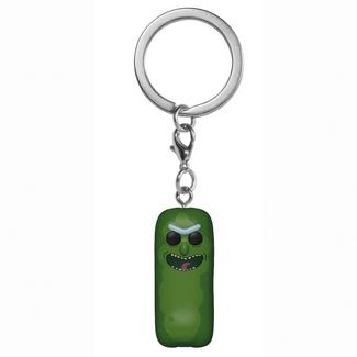Porta-Chaves FUNKO Pop: Rick e Morty – Pickle Rick