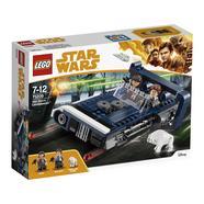 LEGO Star Wars: O Landspeeder de Han Solo