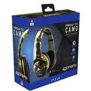 Auscultadores Gaming Pro 4-70 Camo