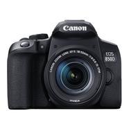 Máquina Fotográfica Canon EOS 850D + Objetiva EF-S 18-55mm IS STM