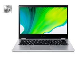 "Portátil Híbrido ACER Spin 3 SP314-54N-3683 (14"" – Intel Core i3-1005G1 – RAM: 8 GB – 512 GB SSD PCIe – Intel UHD Graphics)"