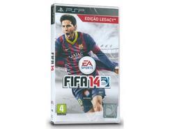 Jogo PSP FIFA 14