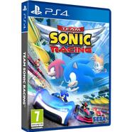 Jogo PS4 Team Sonic Racing