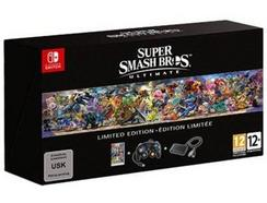 Nintendo Switch Super Smash Bros Ultimate (Limited Edition)