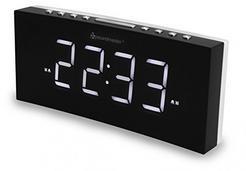 Rádio Despertador SOUNDMASTER UR8800 Preto