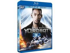 Blu-ray 3D Yo Robot (Edição em Espanhol)