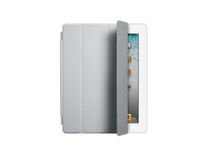 Capa Tablet APPLE Smart Cover (iPad 2 – Cinzento)