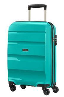 Mala de Viagem AMERICAN TURIST Bon Air (Cabine – 4 Rodas – 30 L) em Azul