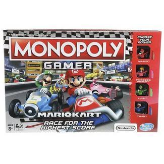Monopoly Gamer Mario Kart – Hasbro