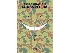 Manga Assassination Classroom N.º 14 de Yusei Matsui