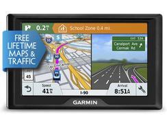 """Sistema de Navegação 6"""" GARMIN Drive 61 LMT-S 6"""""""