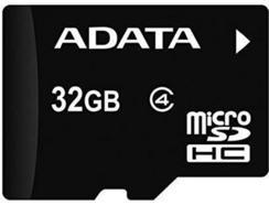 Cartão de Memória MicroSD ADATA Class 4 32GB