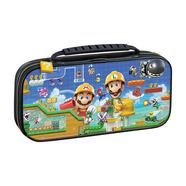 Bolsa de Transporte GAME TRAVELER Mario Maker Deluxe para Nintendo Switch