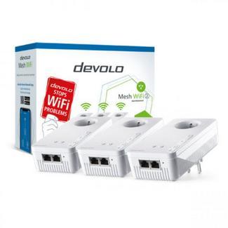 Sistema Mesh DEVOLO 8764 Wi-Fi Multiroom Kit 1200