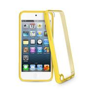 Capa Clear PURO p/ iTouch 5 Amarelo