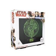 Candeeiro 3D STAR WARS Ep 8 Death Star