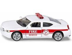 Carro de Comandos SIKU de Brincar Bombeiros USA (Idade Mínima: 3 – Transportes)