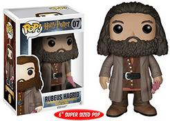 Figura FUNKO Pop! Vinyl Harry Potter: Rubeus Hagrid