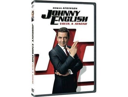 DVD Johnny English Volta a Atacar (De: David Kerr – 2018)