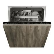 Máquina de Lavar Loiça Encastre HAIER XIB6B2D3FB (16 Conjuntos – 59.8 cm – Painel Preto)
