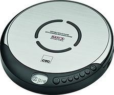 Leitor de CD portátil CTC CDP 7001
