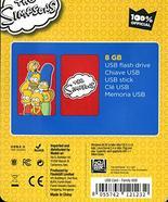 Pen USB TRIBE USBCard Simpsons Family 8GB