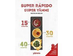 Livro Super Rápido, Super Yammi de vários autores
