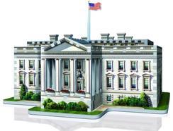 Puzzle 3D WREBBIT Casa Branca