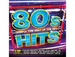 CD2 Vários – 80'S Hits (2 CDs – Edição)
