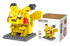 LOZ Blocks Pikachu